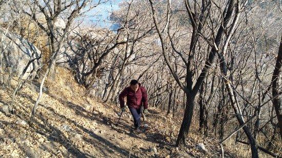 Shenyang Qipan Mountain : 沈阳棋盘山