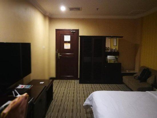 Kaiping, China: 房间很大
