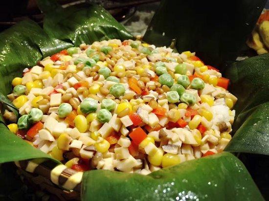 Picture of green lotus vegetarian restaurant - Green vegetarian cuisine ...