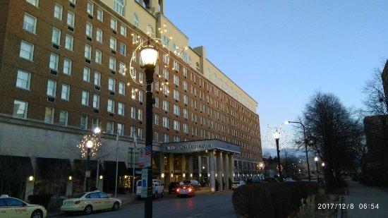 Evanston, IL : 很干净精致的小镇酒店。