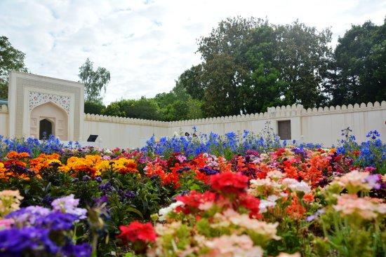 Hamilton Gardens: 印度花园