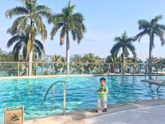 JW Marriott Hotel Sanya Dadonghai Bay Photo