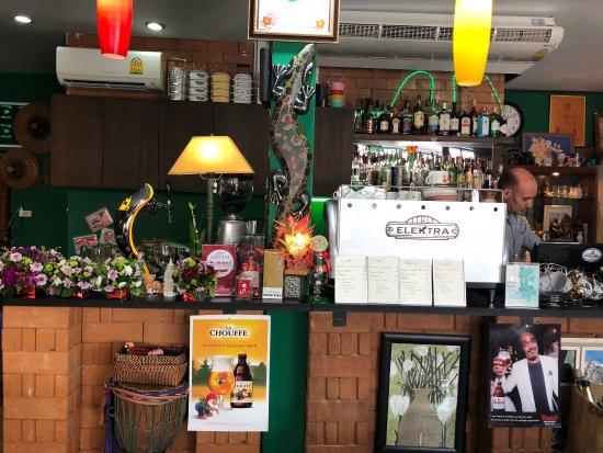 Gecko Cabane Restaurant Photo