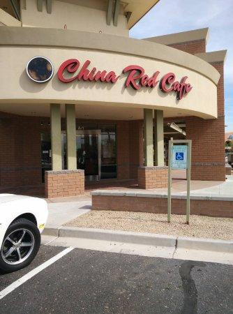Litchfield Park, AZ: China Red Cafe