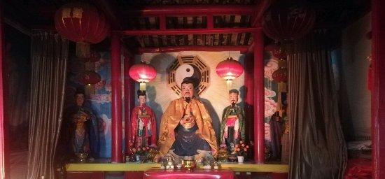 Jiange County, Chiny: 道教造像石刻