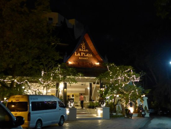 Krabi La Playa Resort: New year
