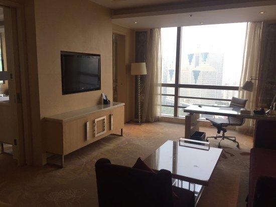 Guangzhou Marriott Hotel Tianhe Photo