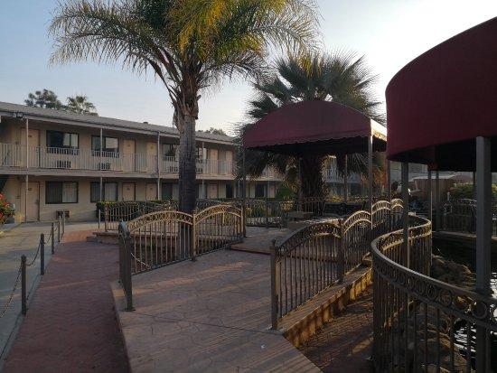 Pico Rivera, CA: 酒店内景