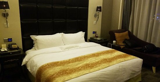 Pinghu, Çin: 平湖圣雷克大酒店
