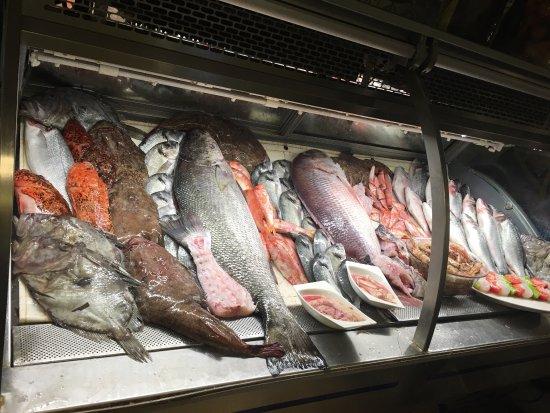 Tavaci Recep Usta: 食材很新鲜,服务一流。