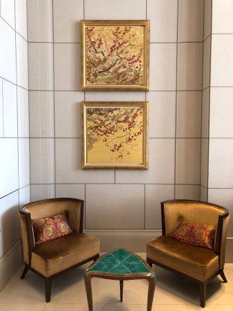 The St. Regis Osaka: 服务很好,区位很方便的一间酒店。