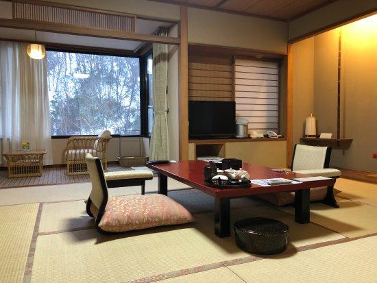 โรงแรมฮานายุระ: 客房