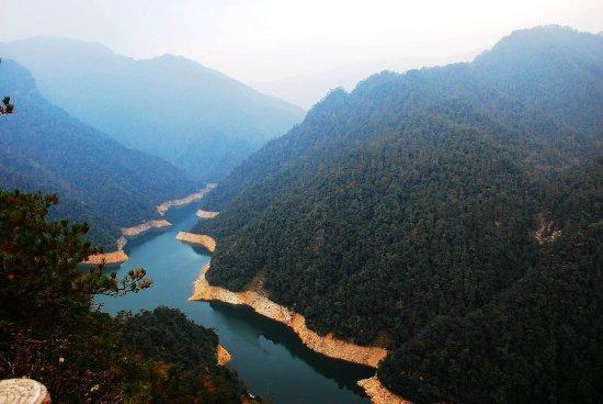 Ji'an, Cina: 井冈山山河