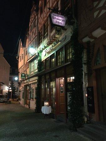 Braunfels, Germany: 外面的门面