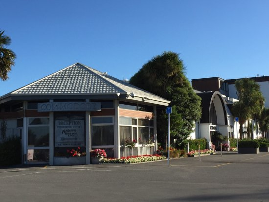 Commodore Airport Hotel, Christchurch: photo0.jpg