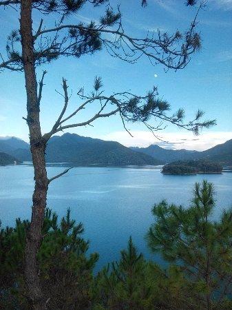 Dianbai County, Chine: 罗坑水库