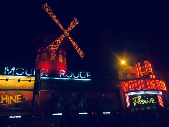 Moulin Rouge: 紅磨坊