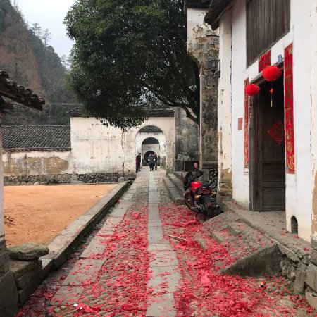 Ancient Street of Ming Dynasty of Dushan
