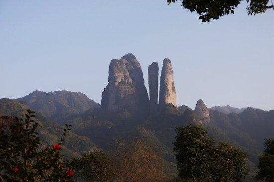 Jianglang Mountain of Jiangshan
