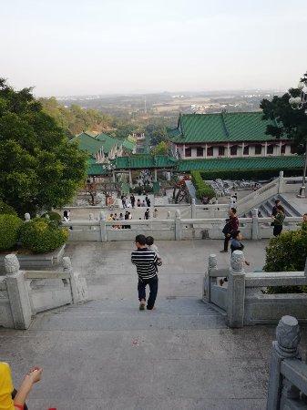 Lufeng, China: 汕尾清云山定光寺