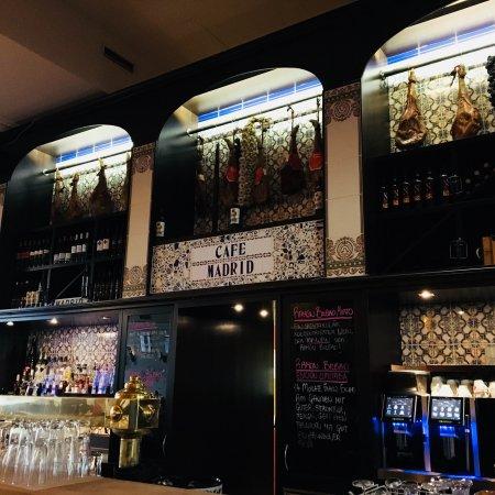 Restaurant Cafe Madrid Leipzig