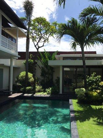 Anantara Vacation Club Bali Seminyak: 三卧别墅泳池