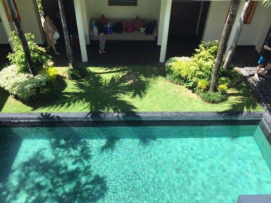 Anantara Vacation Club Bali Seminyak: 三卧别墅2层