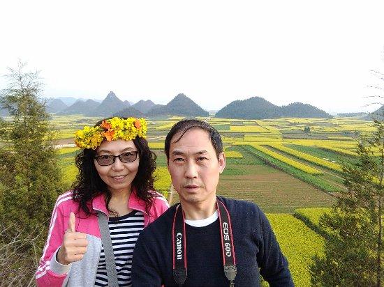 Pingluo County, China: 平罗县商业步行街