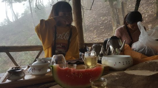 Menghai County, China: 南糯山