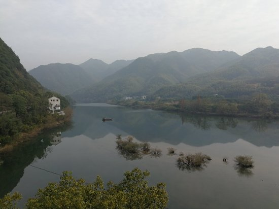 Quzhou Wuxi River Scenic Resort