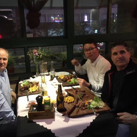 Qidong, Κίνα: 黛·乔纳西餐酒吧