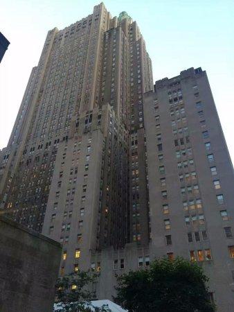 Waldorf Astoria New York: 酒店外观