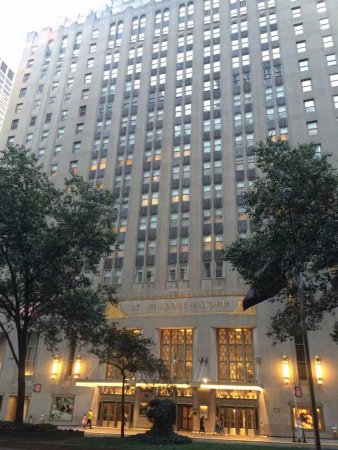 Waldorf Astoria New York: 近景