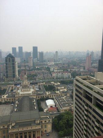 上海老牌酒店,高端商旅代表