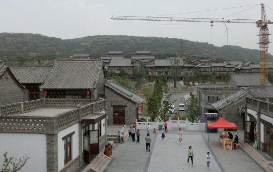 Tongguan County, China: 潼关古城
