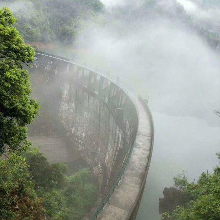 Jiangyong County, China: 古宅水库风景区风景