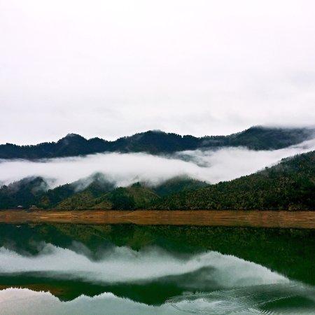 Jiangyong County, China: 古宅水库