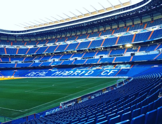 Estadio Santiago Bernabéu: 马德里 伯纳乌球场