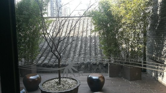 Diaoyutai Boutique Hotel Chengdu Photo