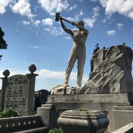 Bilde fra Russian Cemetery (New Cemetery)