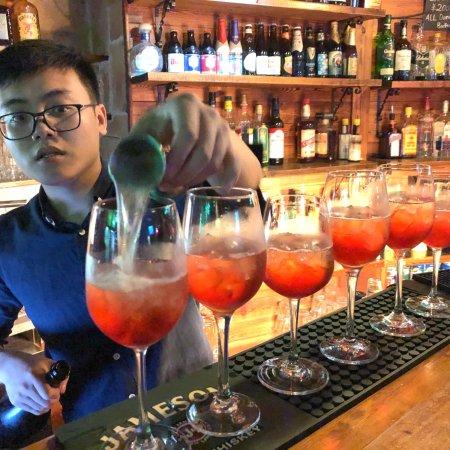 MaLing Shu Western Restaurant: Aperol
