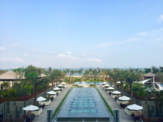 Xiamen Marriott Hotel & Conference Centre: 酒店大堂