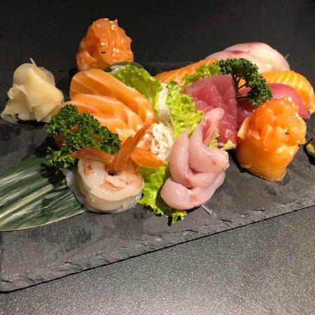 Ristorante Sushi Yuxi: Accurate scelte di design