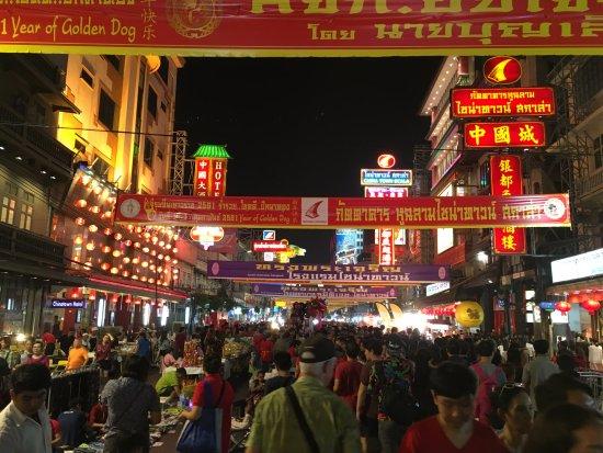 Chinatown - Bangkok: 唐人街