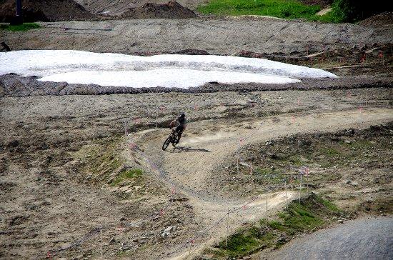 Whistler Explorer: 山地自行车运动