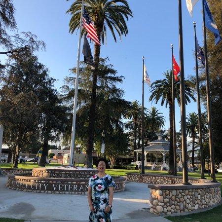 Kharga, Egito: 在洛杉矶的第一站