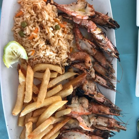 Sagres Shellfish Restaurant: 下次还回来