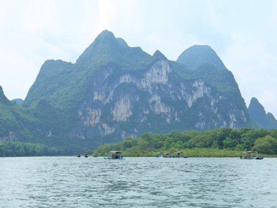 มณฑลกวางสี, จีน: 九马画山