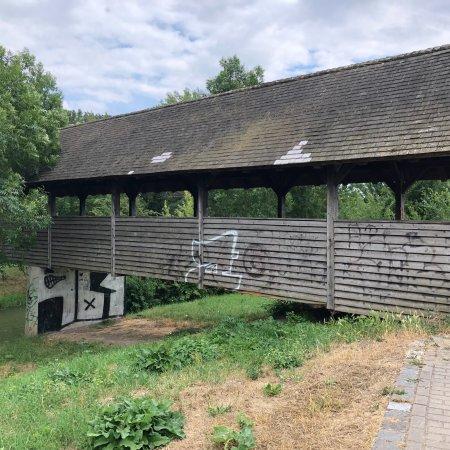 Soemmerda, Alemanha: Beautiful park
