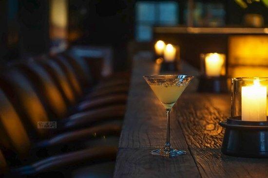 Alila Yangshuo: 1969酒吧,必须来一杯鸡尾酒。